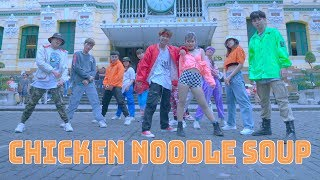 [KPOP IN PUBLIC CHALLENGE] j-hope 'Chicken Noodle Soup (feat. Becky G)' | Dance Cover | B.K.A.V
