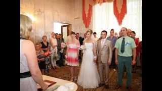 Свадьба Марины и Николая.