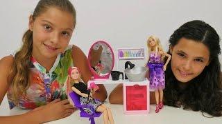 Güzellik salonu oyunu. Barbie oyunları izle