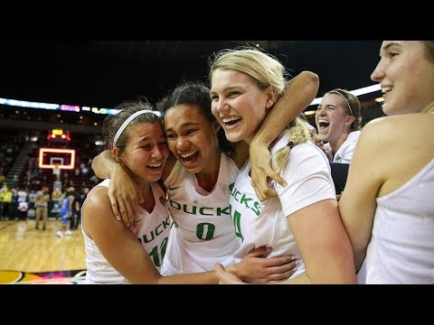 2018 Pac-12 Women\'s Basketball Tournament: Oregon edges UCLA, advances to program\'s first title game