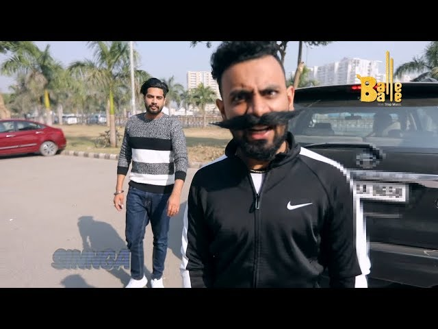 Singga vs Unwanted Jagga | Balle Balle TV