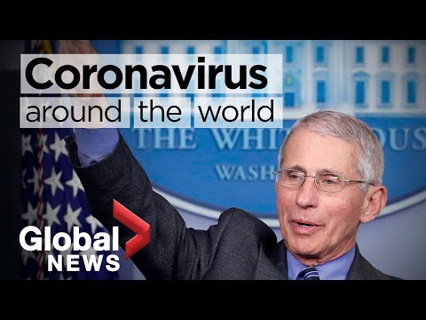 Coronavirus around the world: May 10, 2020