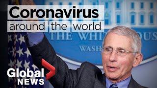 Coronavirus around the world: May 10, 2020