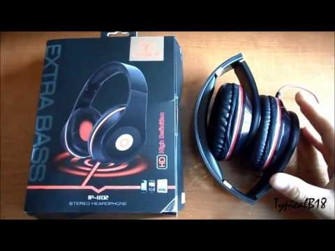 YongLe IP-802 Stereo Headphone Product Review (Focalprice.com)