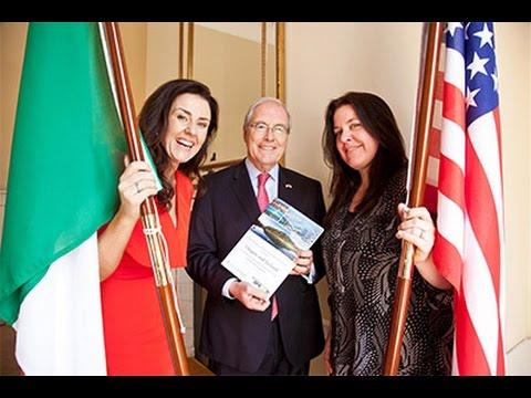The Ireland-Oregon Start-Up Exchange Partnership