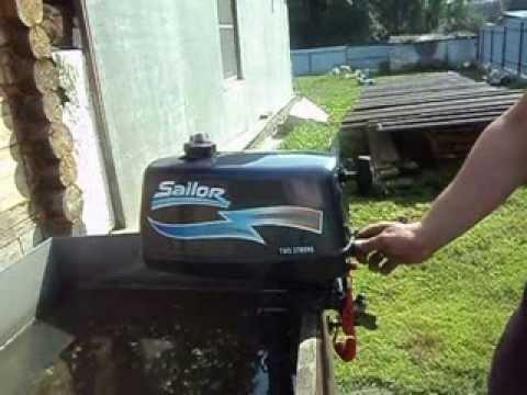 Лодочный мотор Sailor GM-T2.6S (new)