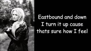 Miranda Lambert ~ Runnin' Just In Case (Lyrics)