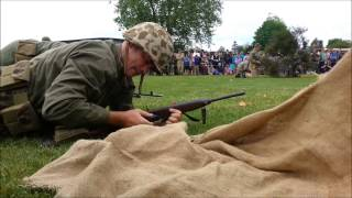 Pacific Theater Reenactment Battle: Armistice Day in Cambridge