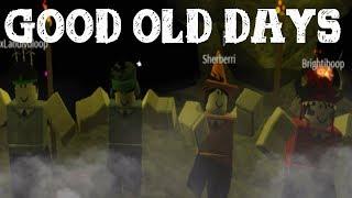 Good Old Days - Macklemore LCC ft. Kesha | Roblox Music Video