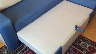 Обзор углового дивана
