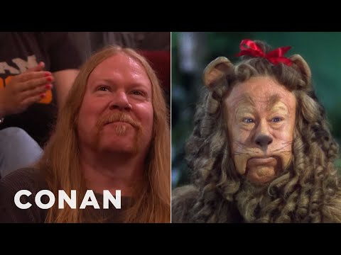 CONAN Audiencey Awards For 06/04/15  - CONAN on TBS