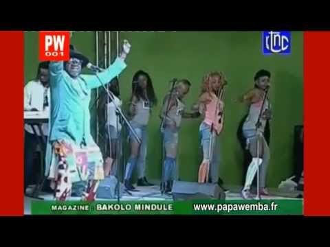 Papa Wemba - Simple Rêve, Oyebi, Ma Rosa, Nandimi, Kaporal (Live)