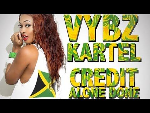 Vybz Kartel Aka Addi Innocent - Credit Alone Done [New Money Riddim] August 2014