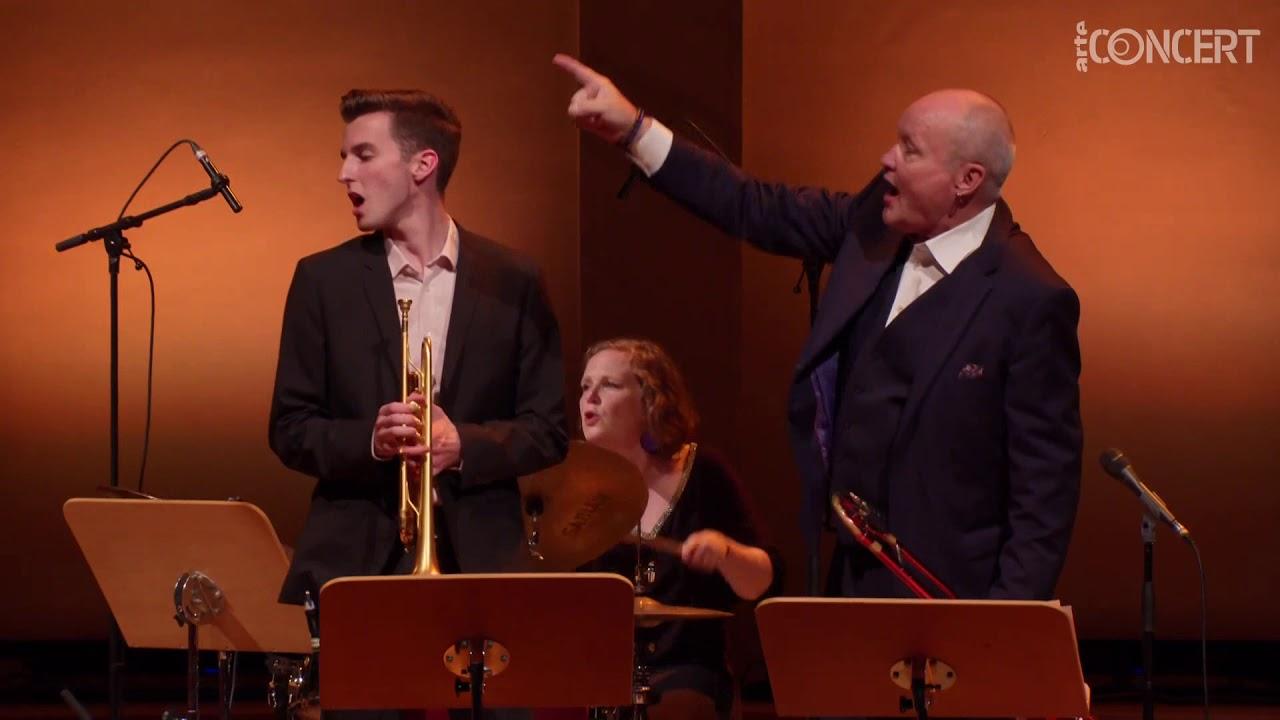 Satchidao - Georgian Overtones, Live from Berlin Konzerthaus