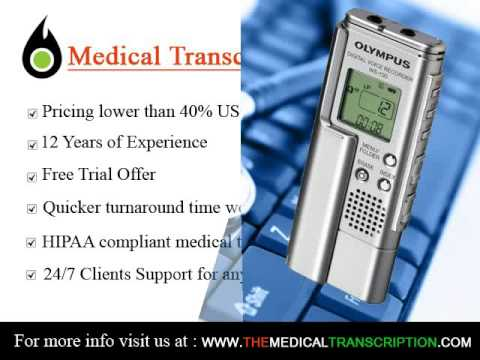 Medical transcription Specialists Guinea