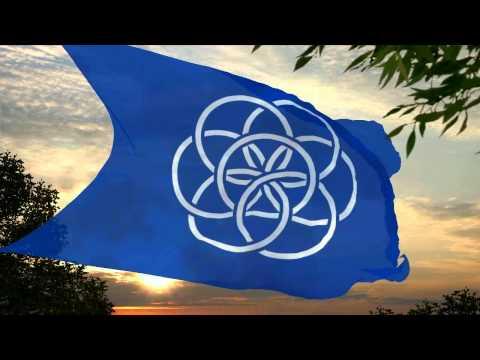International Flag of Planet Earth (by Oskar Pernefeldt)