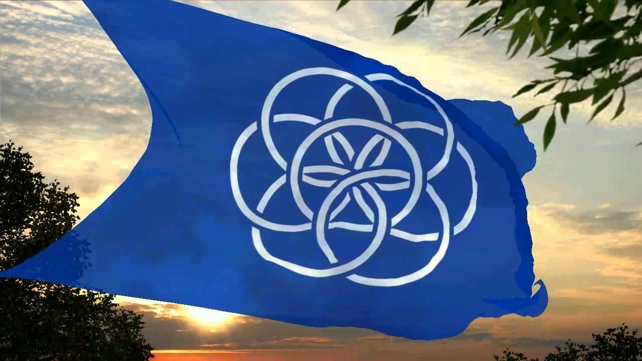 La bandiera della Terra - Domus