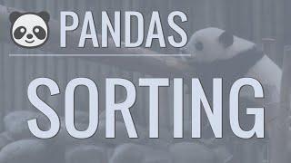 Python Pandas Tutorial (Part 7): Sorting Data