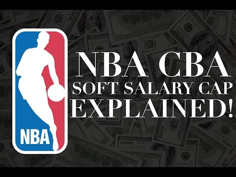 NBA Economist - CBA Soft Salary Cap Explained