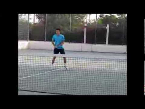 GCSE PE - Tennis video assessment 2014