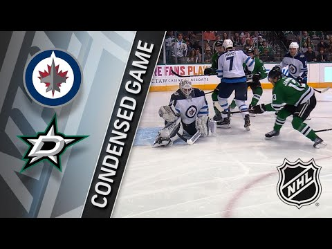 02/24/18 Condensed Game: Jets @ Stars