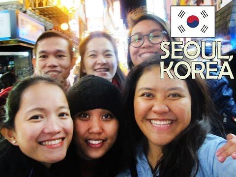 Seoul, South Korea 2016
