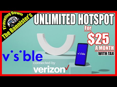 Visible Unlimited NOW $25 a month on Verizon | Visible Family/Party Plan