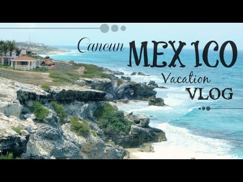 CANCUN MEXICO VACATION VLOG // Excellence Playa Mujeres Resort   SoCraftastic