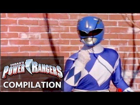 Power Rangers | Blue Ranger Evolution