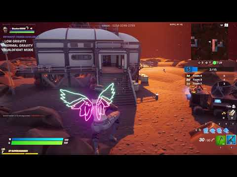 Random Fortnite Gameplay #4 (06/12/2020)