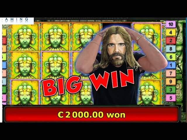 BIG WIN!!!!! BOOK OF MAYA HUGE WIN from LIVE STREAM