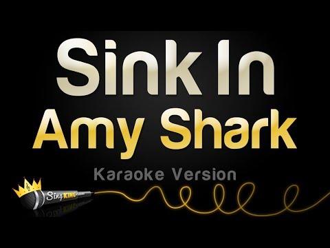 Amy Shark - Sink In (Karaoke Version)