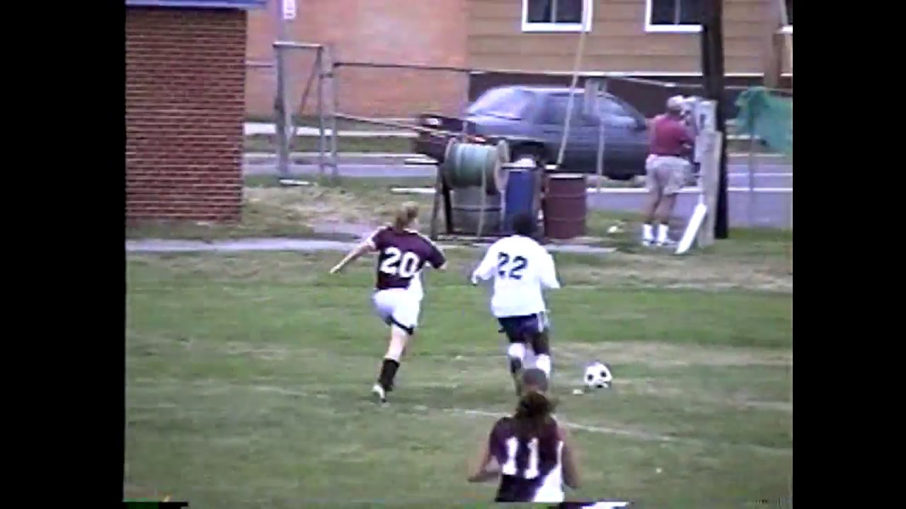 NCCS - Seton Catholic Girls  9-4-02