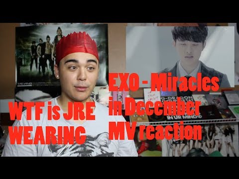 EXO - Miracles in December MV reaction