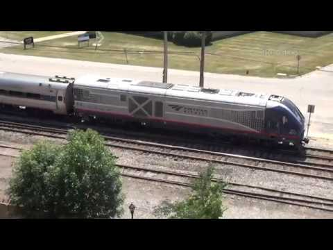 Kia Sedona Crash with an Amtrak Hiawatha Train in Morton Grove, Traveling  Milwaukee to Chicago