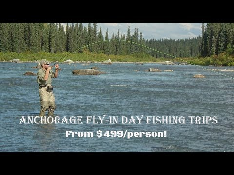 Anchorage Day Fishing Trips, Alaska