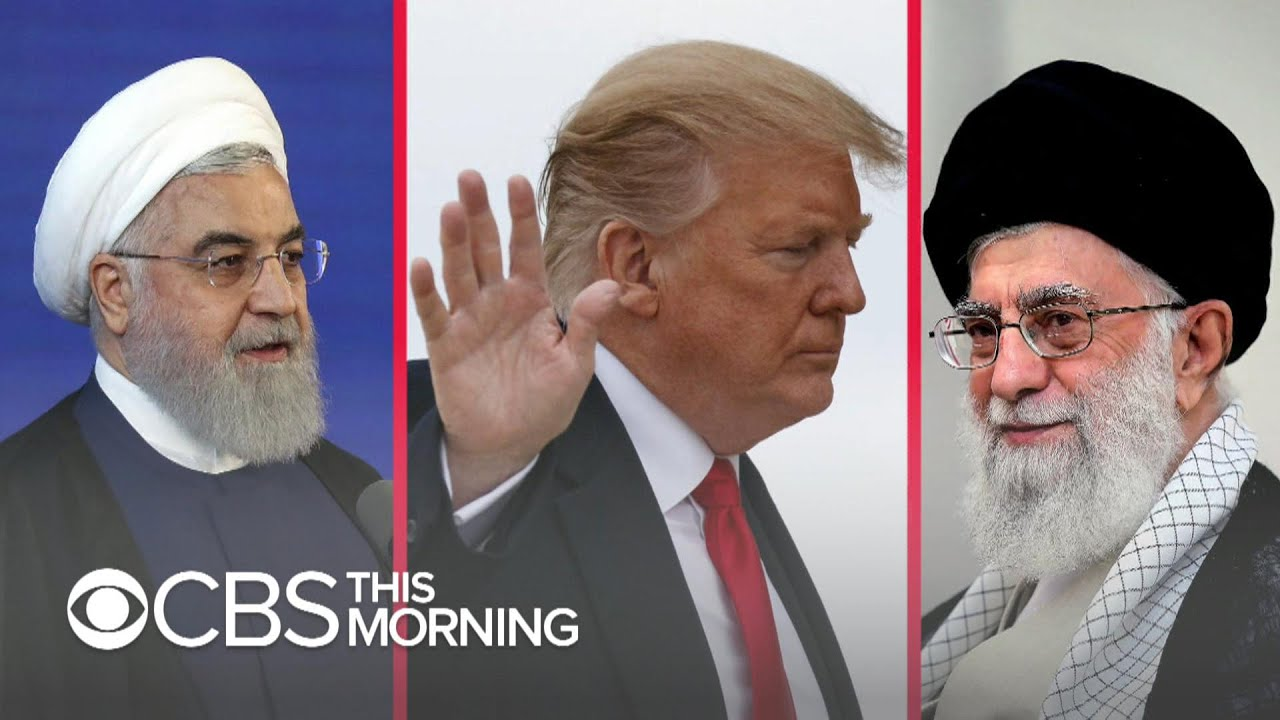 U.S. to impose new sanctions on Iran as standoff deepens