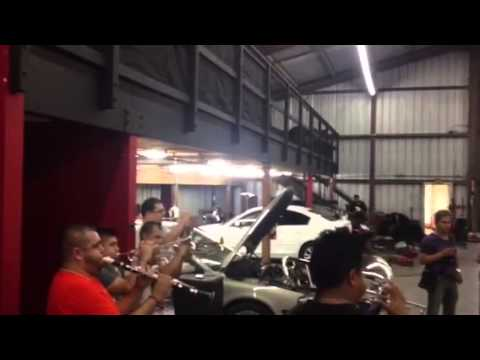 Banda Troyana Sigue Dormida (ensayo)