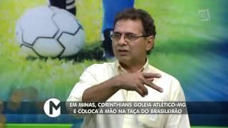 Mesa Redonda - Brasileirão 33ª Rodada: Atlético-MG x Corinthians (01/11/15)