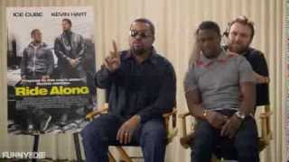 Kevin Hart Is Not a Baby - Ride Along Movie Promo 2014 [With Ice Cube]