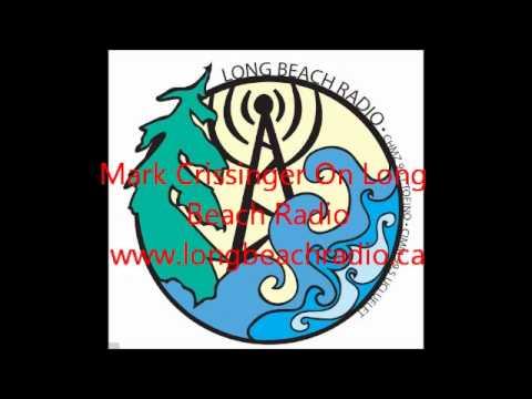 Mark Crissinger on Long Beach Radio Part 1
