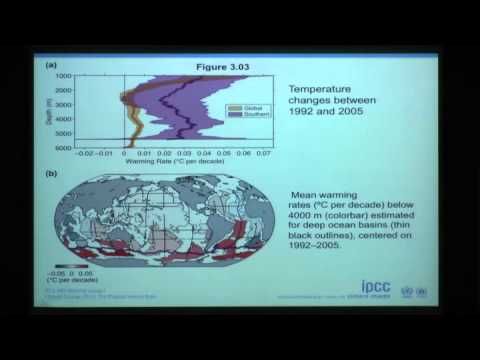 Don Chambers, Associate Professor Physical Oceanography USFCMS - Part I