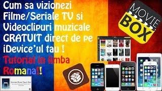 J: Cum sa vizionezi Seriale TV/Filme direct pe oricre iPhone / iPad  [ Limba Română ]