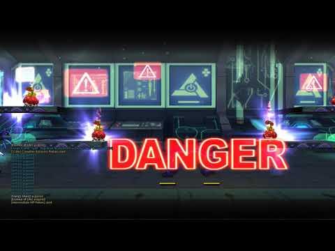 [Elsword NA]Herrscher Add's Energy Fusion Theory(Mod Befreiung Feld Test)