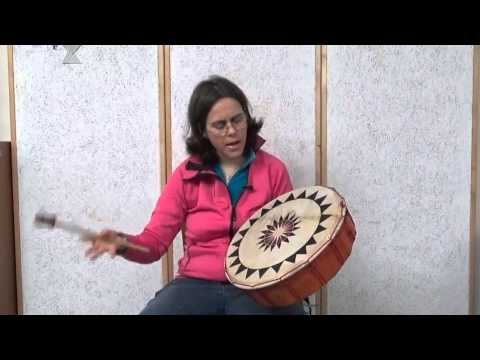 Shamanic Drum Lesson 1