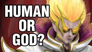 HUMAN OR GOD? - Sumiya Plays Invoker - Dota 2