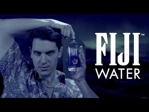 Fiji Water - Untouched By Man Until Now
