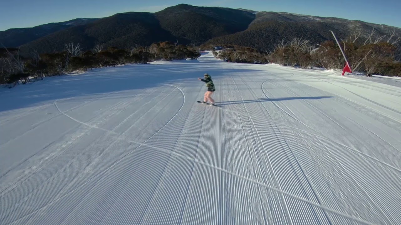 First Tracks with Torah Bright