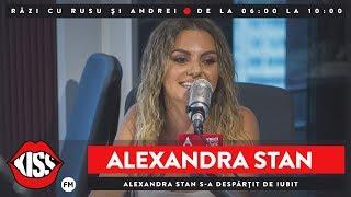 Alexandra Stan s-a despărțit de iubit