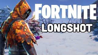 Fortnite NEW LONGSHOT Skin Gameplay!